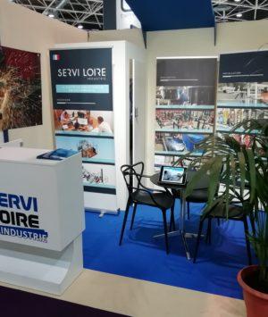 Stand Servi Loire industrie