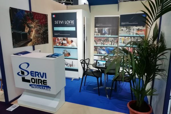Stand Servi Loire industrie